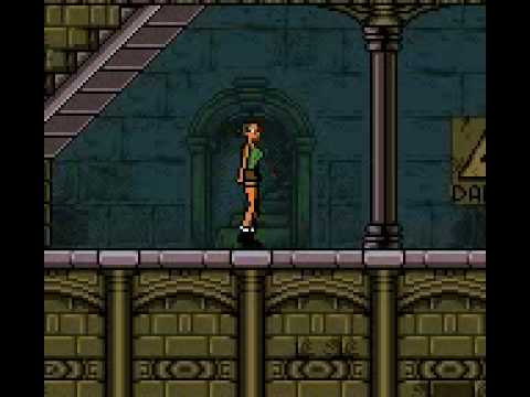Tomb Raider- Curse of the Sword