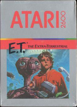Atari 2600 E.T.