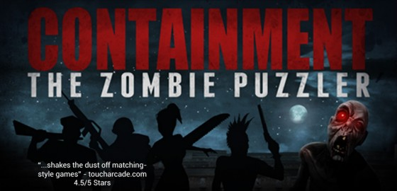 Containment - The Zombie Puzzler