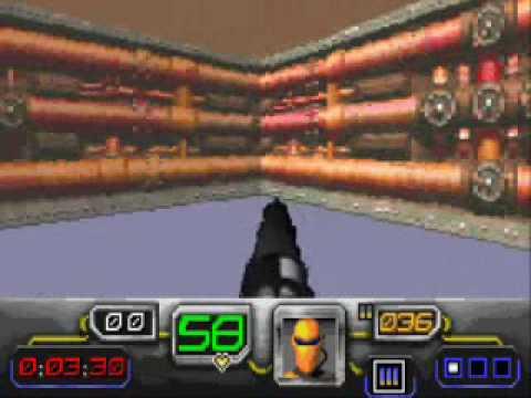 Dark Arena - Gameboy Advanced