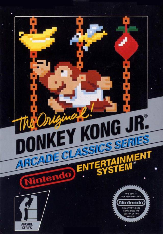 Donkey Kong Jr - NES
