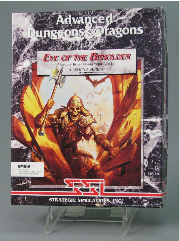 Dungeons and Dragons - Eye of the Beholder