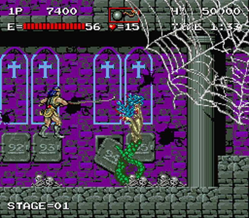 Haunted Castle - Arcade