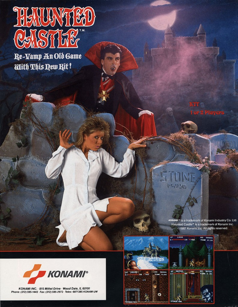 Haunted Castle - Arcade