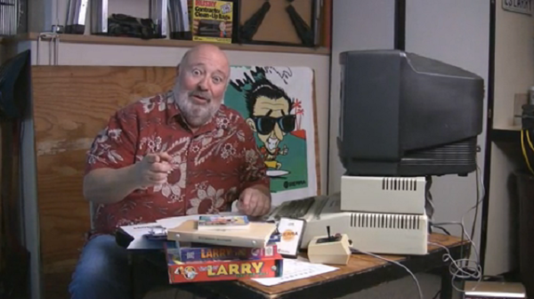 Leisure Suit Larry creator, Al Lowe