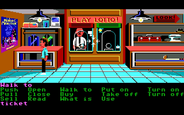 Maniac Mansion PC