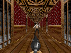 Outlaws - LucasArts Entertainment - PC Gameplay Screenshot-3