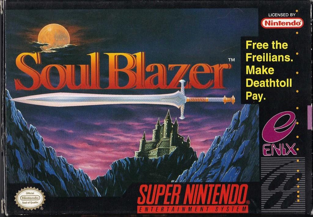 Soul-Blazer