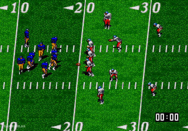 Pining for the Days of Weird Video Game Football