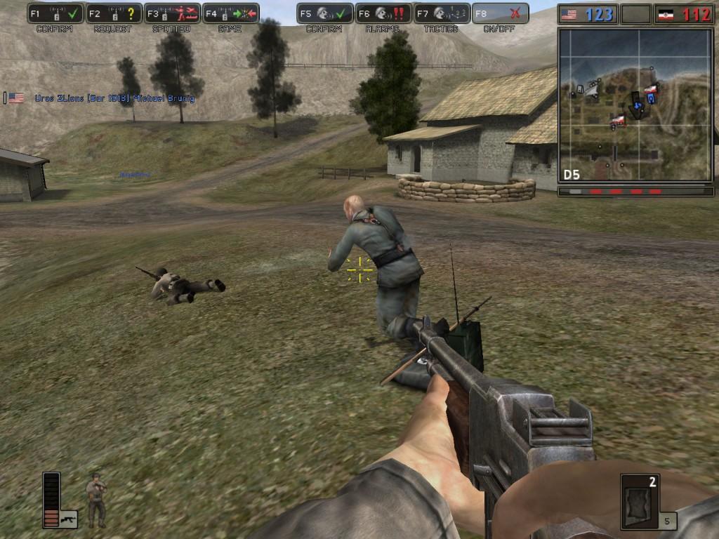 скачать игру Battlefield 1942 бесплатно на русском языке - фото 9