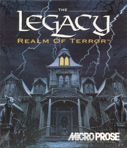 alone in the dark legacy box cover