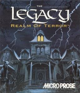 alone in the dark legacy box cover