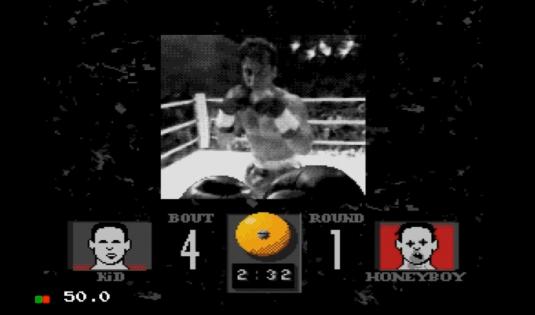 prizefighter FMV game