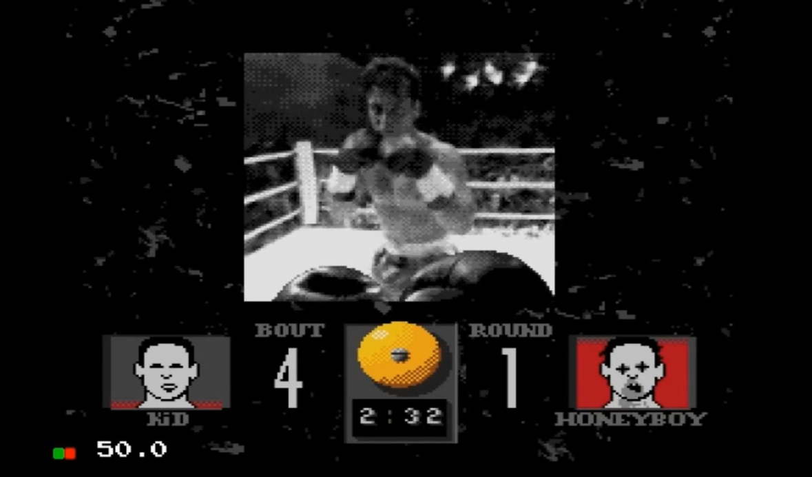 prizefighter FMV game