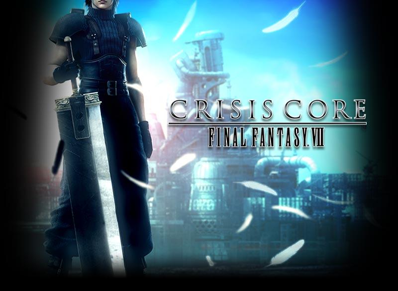 Crisis Core - Final Fantasy VII - PSP
