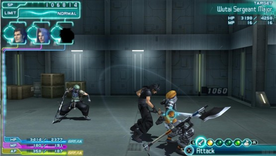 Crisis Core - Final Fantasy VII - PSP