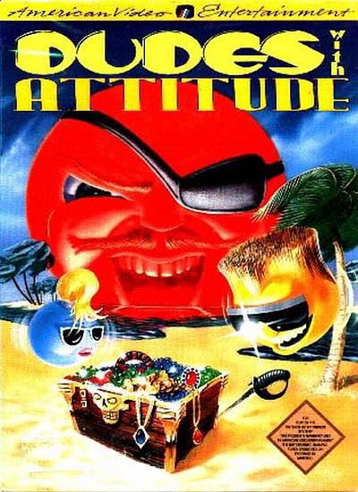 Dudes with Attitude - NES