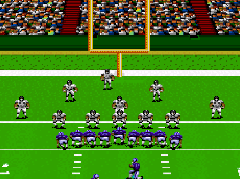John Madden Football SNES