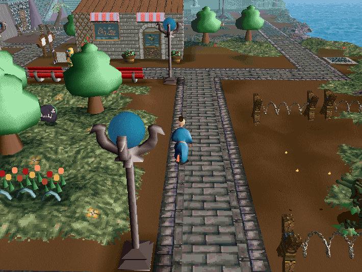 Little Big Adventure 2 -Twinsen's Odyssey