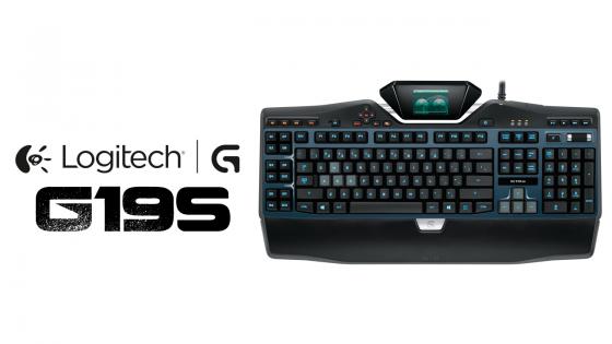 Logitech G19s