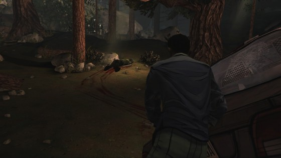 The Walking Dead - Episode 1 - A New Day - Telltale Games