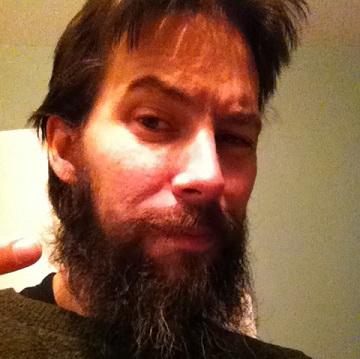 dave with beard