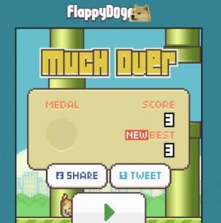 flappy-dog