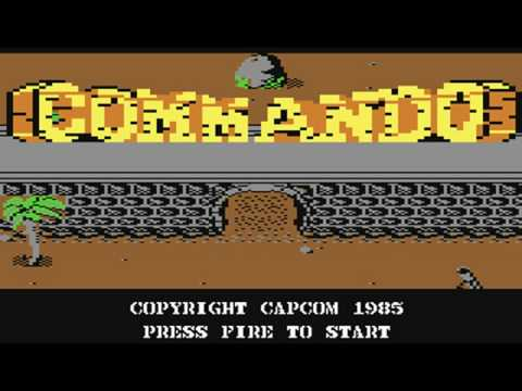 Commando Flash Game