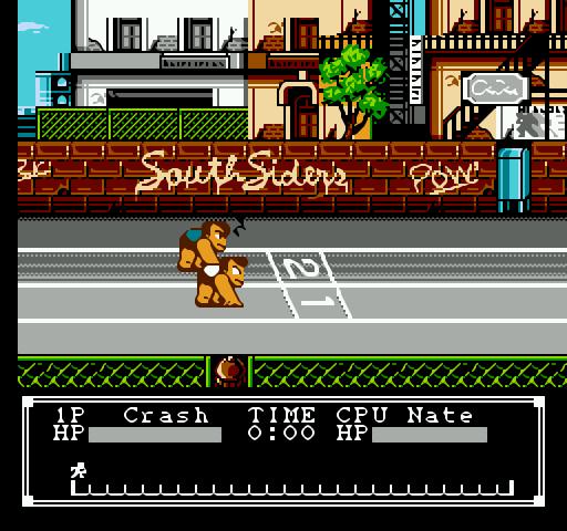 Crash 'n' the Boys - Street Challenge