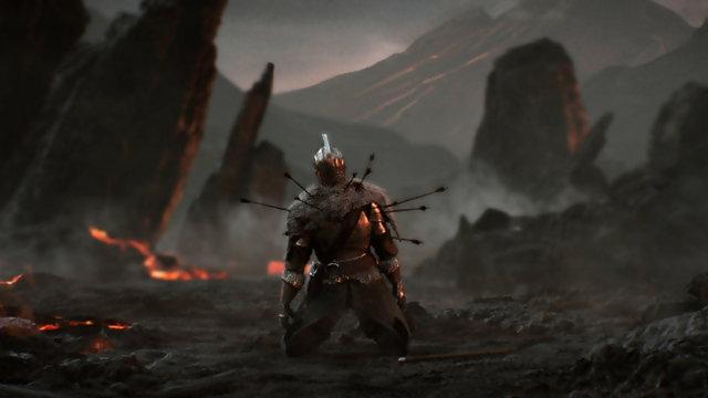 Dark Souls 2 - Gameplay