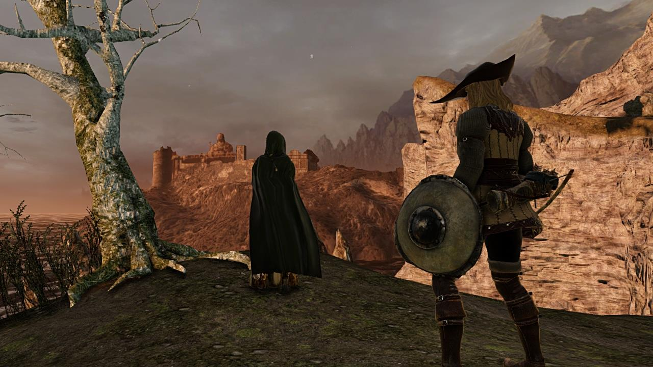 Dark Souls 2 - Gameplay