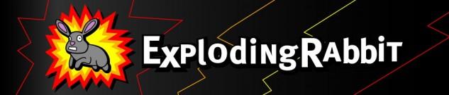 Exploding Rabbit Banner