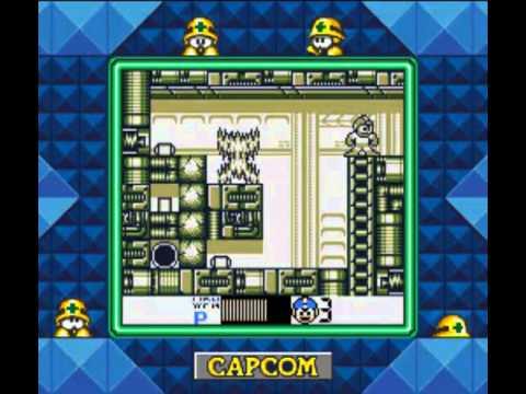 Mega Man V - Gameboy