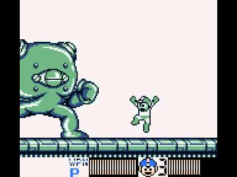Mega Man V - Gameboy