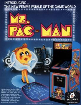 MsPacMan Arcade