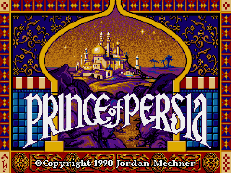 Prince of Persia Flash Game