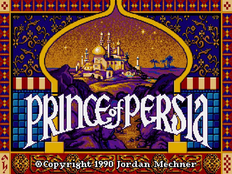 Prince of Persia Flash Game
