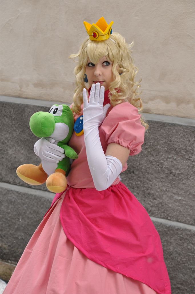 Princess Peach - Cosplay