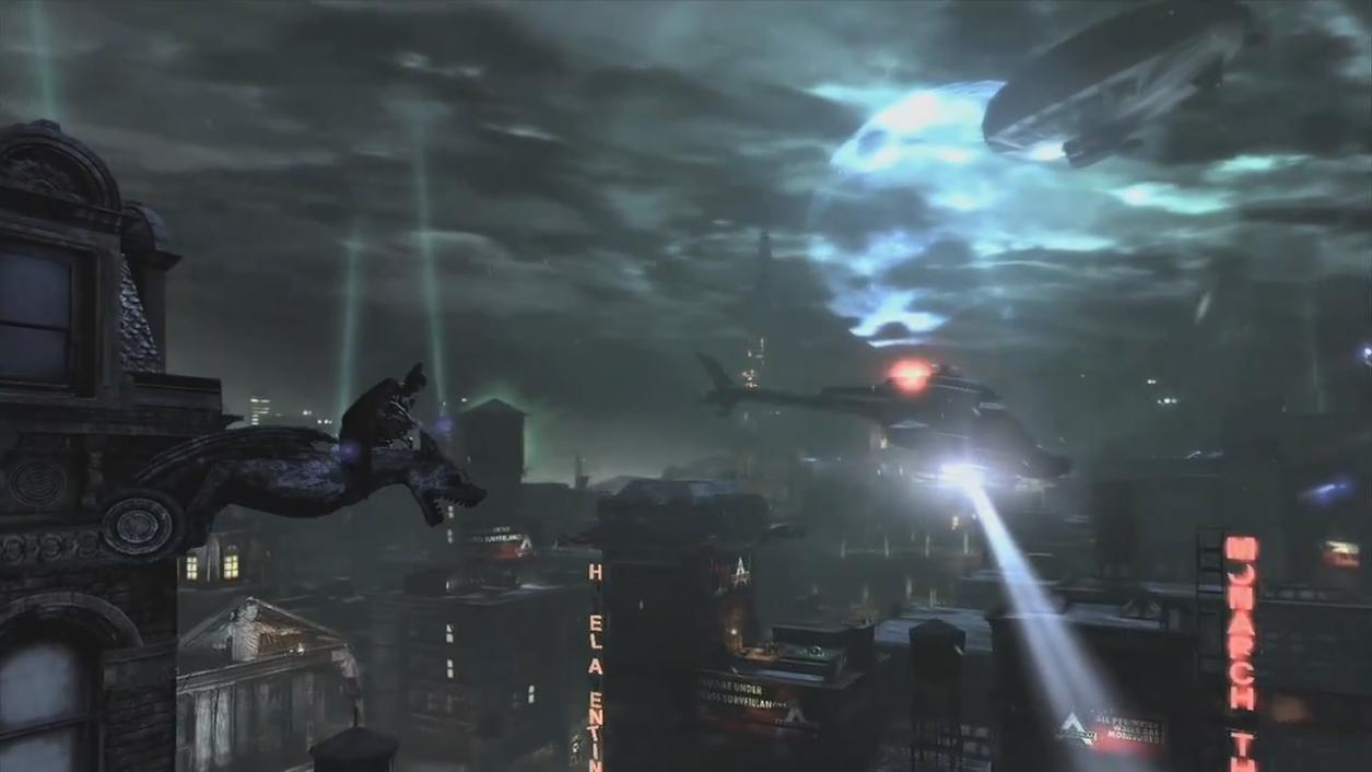 Batman Arkham City Gameplay Screenshot 12
