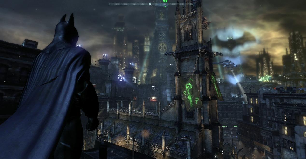 Batman Arkham City Gameplay Screenshot 15