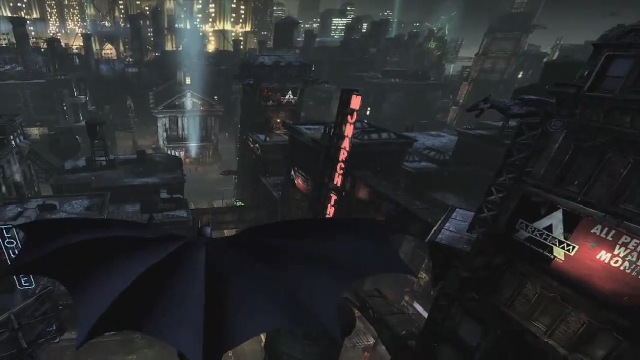Batman Arkham City Gameplay Screenshot 2