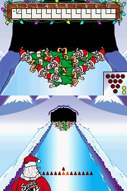 elf bowling ds