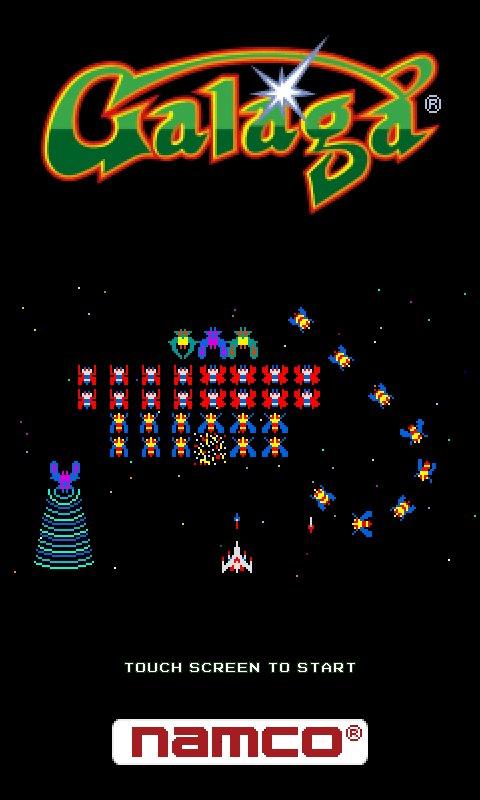 galaga flash game