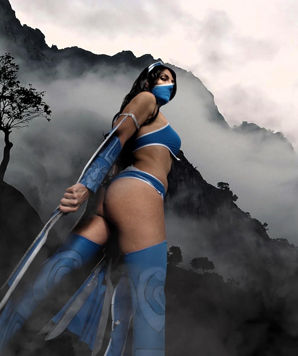 Cosplay Wars - Kitana Cosplay
