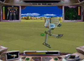 Iron Solider - Atari Jaguar - Gameplay Screenshot