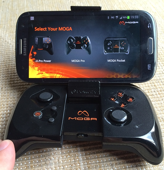 MOGA - The Mobile Game Changer