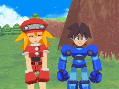 Mega Man Legends - PSOne