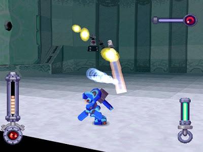 Mega Man Legends - PSOne