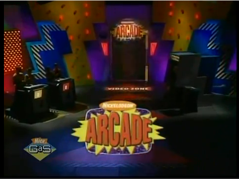 screenshot of nick arcade