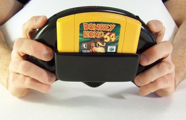 Portable N64 Handheld System